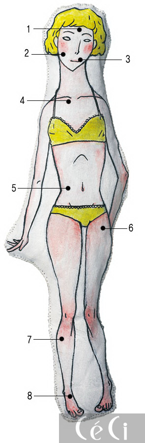 티 안나는 별별 성형수술