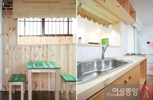 일본 주방에서 `좁은 주방 공간 활용법` 배우다