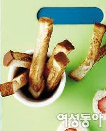 스틱식빵토스트