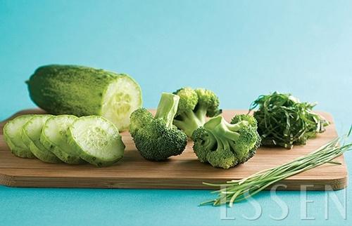 집중력 키워주는 여름 채소 간식