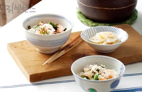 모둠 해물 영양밥