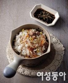 참치콩나물밥