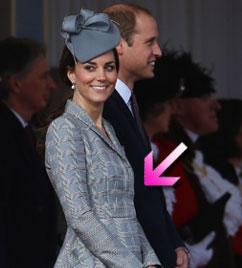 영국이 떠들썩! 둘째 임신한 케이트
